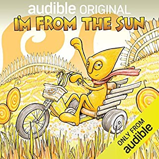I'm From the Sun     The Gustafer Yellowgold Story              By:                                                                                                                                 Morgan Taylor                           Length: 4 hrs and 10 mins     1,808 ratings     Overall 3.8