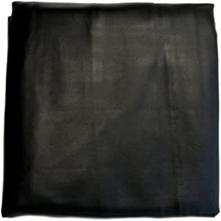 8.5 Foot Heavy Duty Pool Table Billiard Cover Black for Oversized 8 Foot Tables