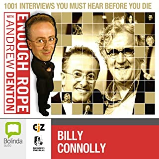 Enough Rope with Andrew Denton: Billy Connolly cover art