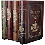 One Holiday Way Animated Moving Books Halloween Decoration Party Prop Haunted Accessory