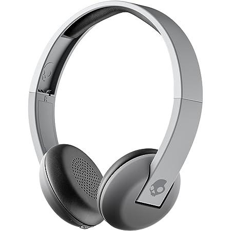 Skullcandy Uproar Wireless On-Ear Headphone - White/Grey