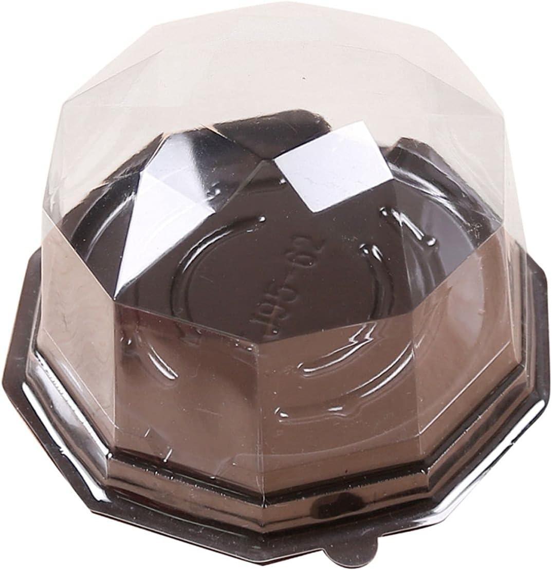 100Pcs Cookies Transparent Plastic Diamond Jacksonville Mall Cak Disposable Shaped Sales for sale