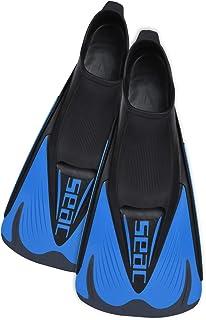 comprar comparacion SEAC Speed S Aletas Cortas de natación para Entrenamientos en la Piscina y en el mar, Unisex