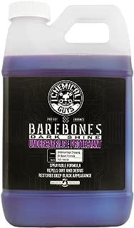 Chemical Guys TVD_104_64 Bare Bones Premium Dark Shine Spray for Undercarriage, Tires and Trim (64 oz)