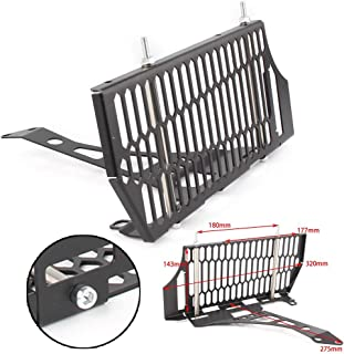 Alina-Shops - Radiator Grille Guard Cover Protection For Honda CRF250 RALLY - Black Motorcycle Accessary
