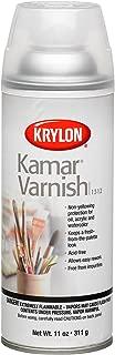 Krylon K01312 11-Ounce Kamar Varnish Aerosol Spray
