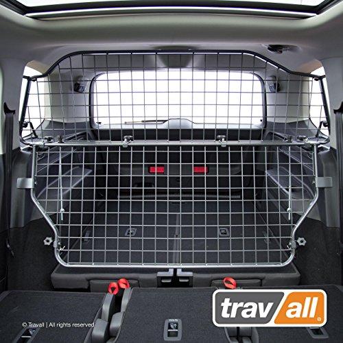 Travall® Guard Hundegitter TDG1479L - Maßgeschneidertes Trenngitter in Original Qualität