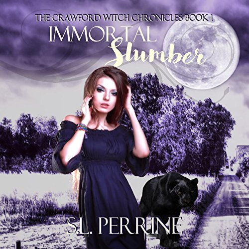 Immortal Slumber audiobook cover art