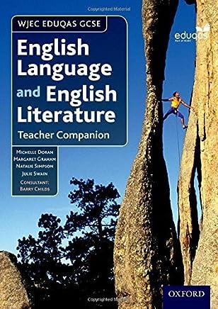 WJEC Eduqas GCSE English Language and English Literature: Teacher Companion by Michelle Doran (2015-06-04)
