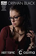 Orphan Black #4 Hot Topic Exclusive Variant Cosima Photo Cover Sealed Brand New