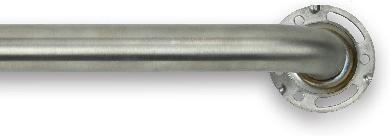Keeney PP19343 Stainless 全店販売中 無料 Steel Grab Bar In. Dia. 24 E 1.25 x