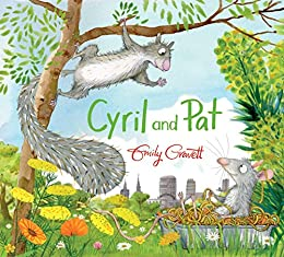 Cyril and Pat by [Emily Gravett]