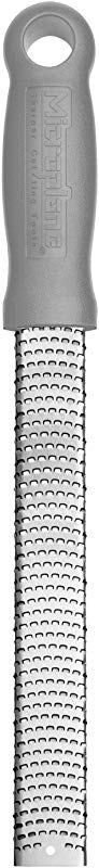 Microplane 40920 Classic Fine Grater Zester Gray
