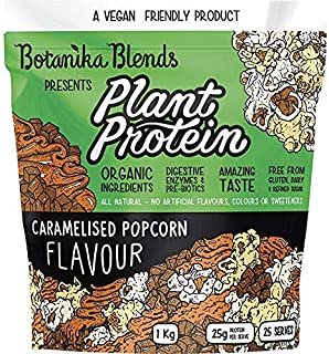 Botanika Blends Botanika Blends Caramelised Popcorn Plant Protein Powder 1 kg,