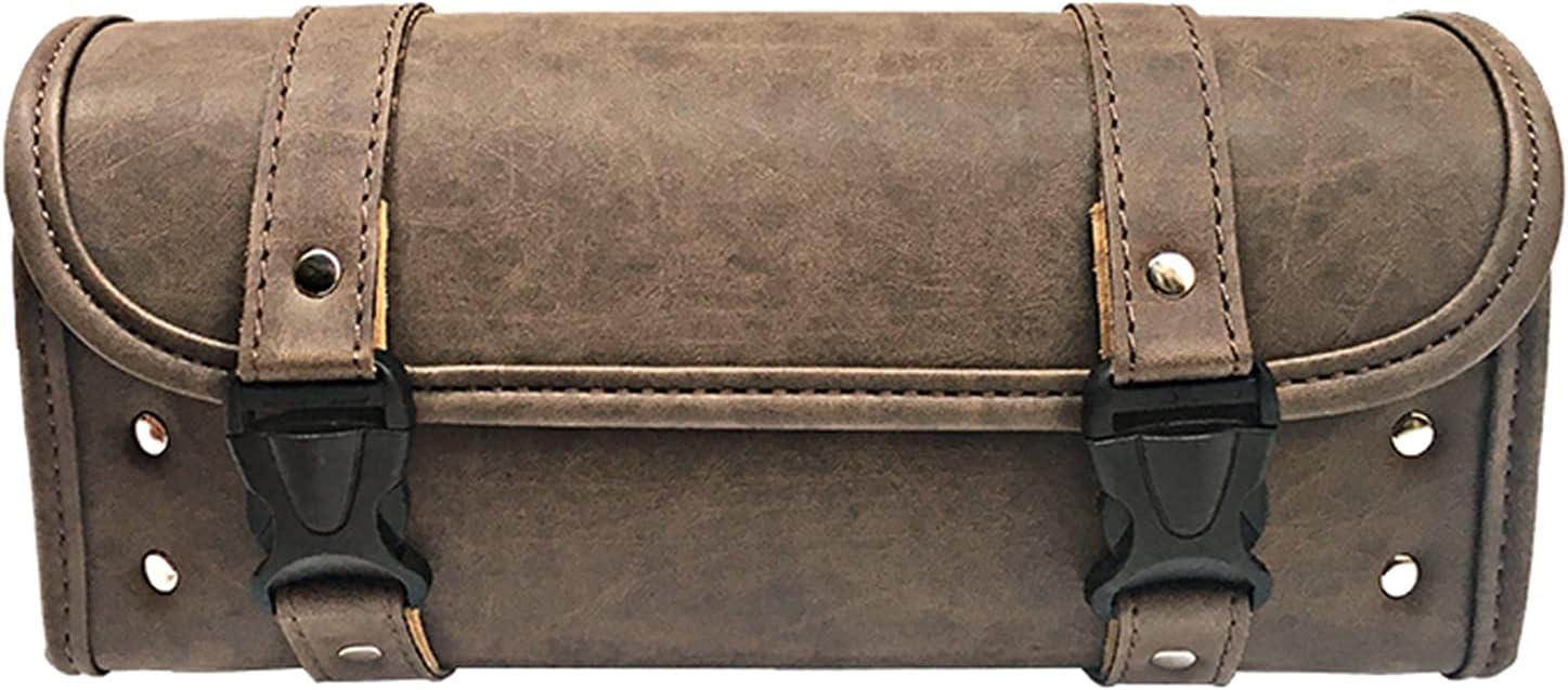 Motorcycle Tool Bag New life Universal Fork Sa Leather PU 40% OFF Cheap Sale