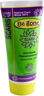 Be Gone™ Scars Ointment, 2 Ounces. Thiosinaminum, Renowned for reducing Scarring, is The Active Ingredient in Be Gone™ Scars. Naturally Diminishes and Dissolves Scar Tissue.
