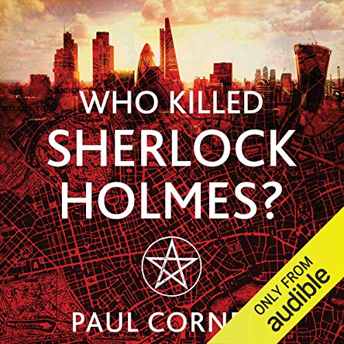 Who Killed Sherlock Holmes? audiobook cover art