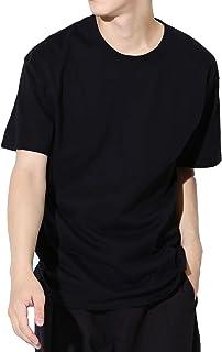 Hanes(ヘインズ) BEEFY-T Tシャツ ビーフィー 半袖 コットン 無地 US規格 XL ブラック