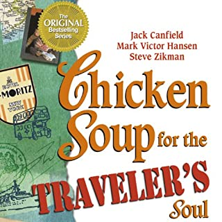 Chicken Soup for the Traveler's Soul cover art