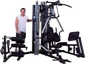 Body-Solid Bi-Angular Gym with Leg and Calf Press (G10B-LP)