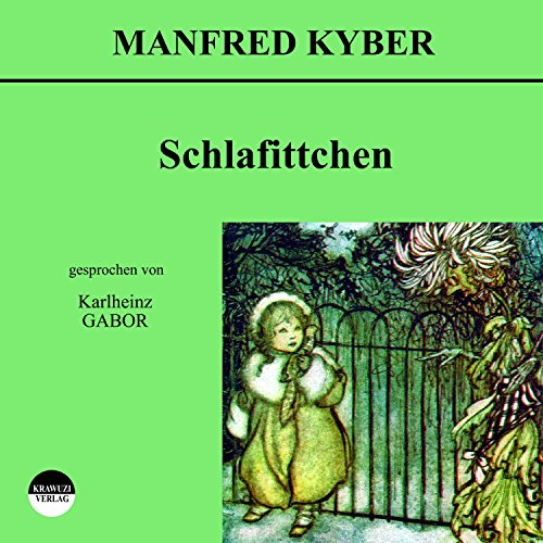 Schlafittchen audiobook cover art