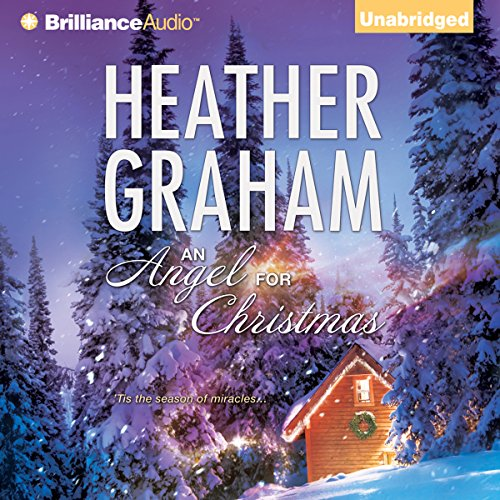 An Angel for Christmas audiobook cover art