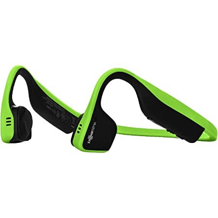 AfterShokz Titanium Bone Conduction Wireless Bluetooth Headphones, Ivy Green