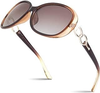 Polarized Sunglasses for Women Sun Glasses Fashion...
