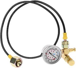 HELYZQ Kit de carregamento de gás nitrogênio para disjuntor hidráulico Soosan Furukawa