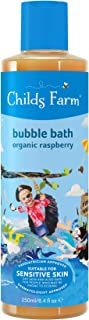 Child's Farm Bubble bath, organic raspberry extract 250ml,,8.4 fl.oz