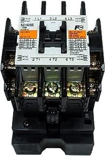 Fuji Electric, 3NC1Q0E22/SE, Sc-N2/Se 24Vdc Contactor