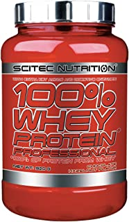 100% whey Protein Professional - 2 lbs - Chocolate Hazelnut - Scitec nutrition