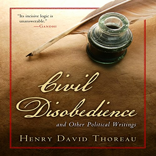 Civil Disobedience and Other Political Writings (American Renaissance Books Edition) Titelbild