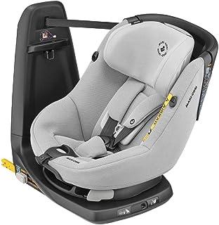 Maxi-Cosi AxissFix-Kleinkindersitz, drehbarer Kindersitz, 4 Monate - 4 Jahre, 61 - 105 cm, Authentic Grey grau