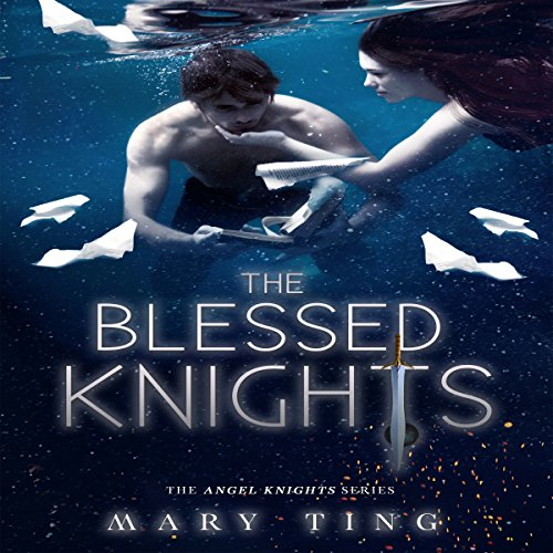 Couverture de The Blessed Knights