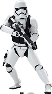 Star Cutouts Ltd Official Cutouts Star Wars (SW:TFA) Lifesize Cardboard Cutout Ranura de cartón Oficial (SW: TFA), Stormtr...