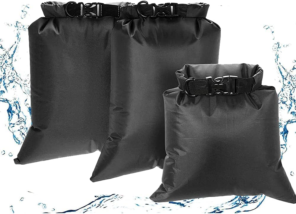 BETTERONE Dry latest Sacks 3-Pack Sale special price - Water-Resistant Ultra Fully Lightwe