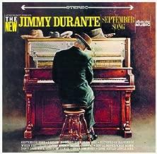 September Song: Songs of Jimmy Durante