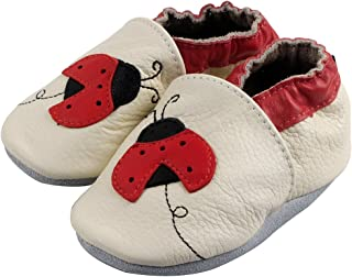 FREE FISHER Baby Girls Boys Shoes Toddler Soft Sole Prewalker First Walker Crib Shoes Baby Moccasins