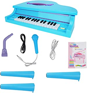 yeesport Piano Musical Toy 32 Key Electronic Keyboard Toy Music Educational Toy for Children
