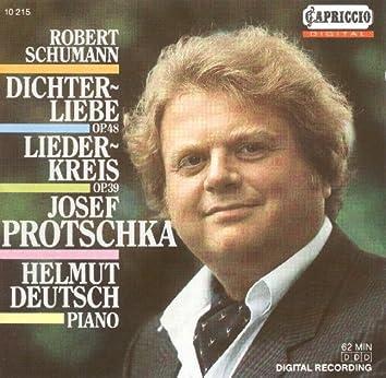 Schumann, R.: Dichterliebe / Liederkreis