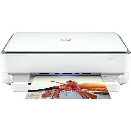 HP Envy 60325SE19B Imprimante Multifonctions, Impression, numérisation, Photos, Format A4, Wi-FI bibande, USB 2.0, HP Smart, Gris
