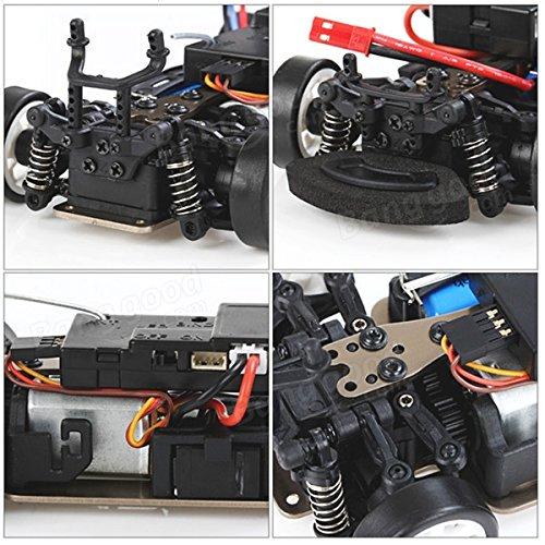RC Drift Car kaufen Drift Car Bild 1: Lanlan auto fernsteuerung 2 4G 4WD hochwertige geb rstete RC Auto Drift Auto*