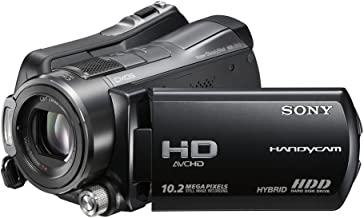 Sony HDR-SR12 10.2MP 120GB High Definition Hard Drive Handycam Camcorder with 12x Optical Image Stabilized Zoom