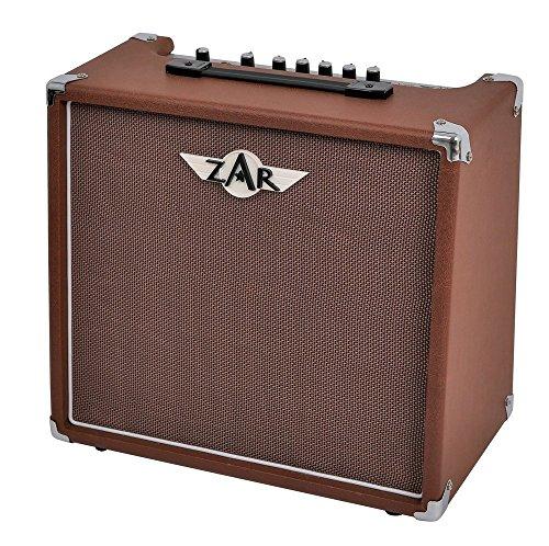 Zar A-40R REVERB Acoustic Guitar Amplifier Speaker, 10-Inch