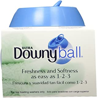 Downy Ball Automatic Liquid Fabric Softener Dispenser, (Pack of 8)