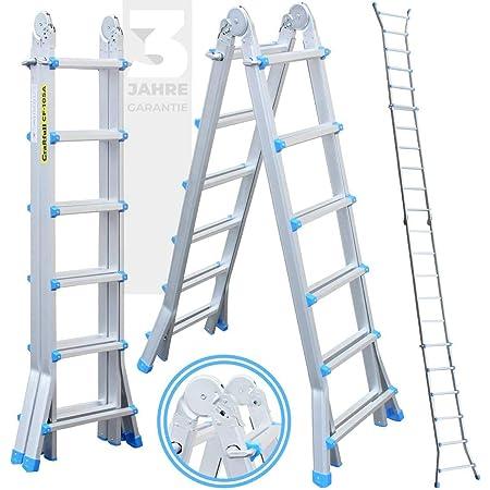 Leiter 5m klappbar