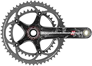 Campagnolo Comp Ultra Over-Torque Road Bicycle Crank Set (Carbon - 39/53 x 172.5mm)
