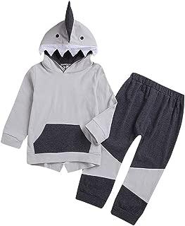 Kobay Kinder M/ädchen Sweatshirts Langarm Cartoon Eule Print Tops Hoodie Kleidung