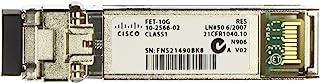 Cisco Fabric Extender Transceiver - SFP (Mini-GBIC) Transceiver Module - 10 Gigabit Ethernet (FET-10G=)